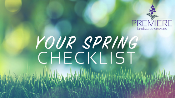 Your Spring Landscape Checklist!