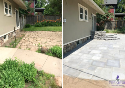 Hardscape Backyard Patio